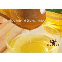 Buy cheap Injectable Steroid Liquid Boldenone Acetate 100mg/Ml Yellow Oil Pre Mixed Oil for Sale Bodybuilding from wholesalers