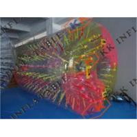 Buy cheap Commercial Inflatable Zorb Ball for advertising with custom LOGO for Snow Field from wholesalers