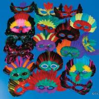Buy cheap Feather Mask from wholesalers