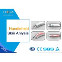 Buy cheap Portable Skin Analysis Machine Cosmetic Use With Auto Software Systerm from wholesalers