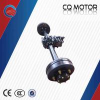 Buy cheap Electric taxi/tuk tuk/battery operated rickshaw electric motor gear kit from wholesalers