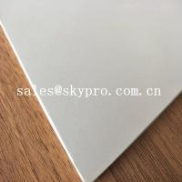 Buy cheap Silicone Rubber Sheet Roll Customized Flexibly Natural SBR Rubber Latex Sheet product