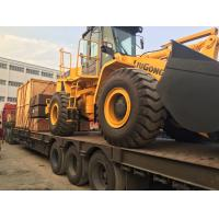 Buy cheap 5 Ton Pilot Control Compact Wheel Loader Weichai WD10G220 Engine from wholesalers