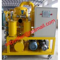 Buy cheap Transformer Oil Filtration Machine, Oil Purification plant,Servicing / Maintenance of Power Transformers, Oil Purifier from wholesalers