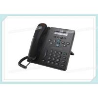 Buy cheap Cisco Network Unified Voip IP Phone 6900 Series CP-6921-CL-K9 Cisco UC Phone 6921 from wholesalers