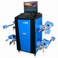 Buy cheap CCD Wireless Wheel Alignment, with Front Toe Sensor from wholesalers