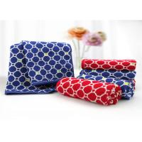 Buy cheap Colourful Childrens Face Cloth , Soft Towels For Newborn Baby Super Weather Ability from wholesalers