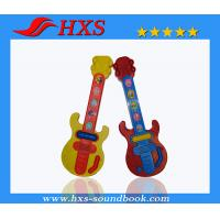 Buy cheap Customized Outlook Cartoon Printing Plastic Guitar Learning Machine from wholesalers