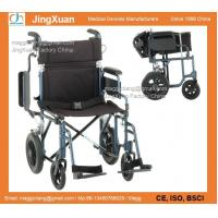 Buy cheap RE138 22 inch Transport Chair with 12″ Rear Wheels, Wheelchair, Transport Chair from wholesalers