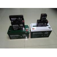 Buy cheap 12v 105ah Solar Panel Deep Cycle Battery With M8 Terminal , 2 Years Warranty from wholesalers