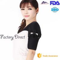 Buy cheap Habitual Dislocation Neoprene Shoulder Support Brace Customized Color from wholesalers