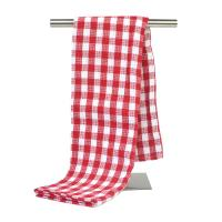 Buy cheap 80% Polyester and 20% Polyamide Yarn Dyed Kitchen Tea Towel Home Dish Cloth with Checker Pattern from wholesalers