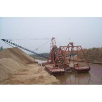 Buy cheap river sand digging bucket chain dredger from wholesalers