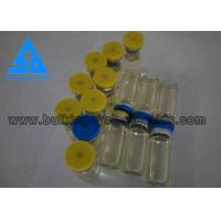 Buy cheap Trenbolone Enanthate Powder Oil Based Testosterone Finished Vials Steroid product