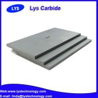 Buy cheap YG8 Tungsten Carbide Plate /Aolly Board from wholesalers