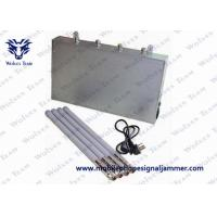 Buy cheap Effective Mobile Phone Blocker Jammer , 3G 4G Signal Jammer Working Time >50000h product