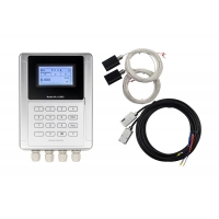 Buy cheap Liquid Ultrasonic Clamp On Flowmeter For Corrosive Fluids from wholesalers
