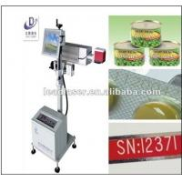 Buy cheap Laser Date Code Printer , 100 X 100 mm Marking Range Laser Batch Coding Machine from wholesalers