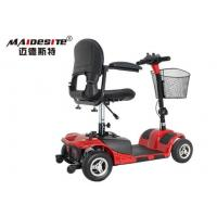 Buy cheap Home Care Lightweight Mobility Scooter , Battery Operated Scooter For Handicapped from wholesalers