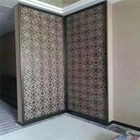 Buy cheap interior decorative wall covering panels laser cut metal screens made in china from wholesalers