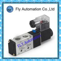 Buy cheap Good Tightness And Sensitive Reaction 5/2 Way Airtac 4V210-06 4V210-08 Pneumatic Solenoid Valves from wholesalers
