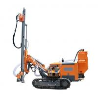 Buy cheap Portable Diesel Engine Liutech Portable Compressor Driller Weter Well Drilling More Than 8000m Depth 1200cfm from wholesalers