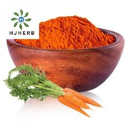Buy cheap 99% Beta Carotene Powder Orange Yellow Vegetable Extract Powder product