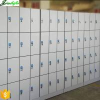 Buy cheap Gym locker white plain color phenolic sheet supplier from wholesalers
