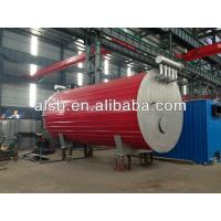 Buy cheap Steel Tube Thermal Oil Boiler Replacement For Chemical , 1.6 Mpa Pressure from wholesalers