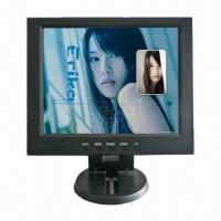 China 10.4-inch Small LCD TFT Monitor with 30 to 80kHz/60 to 75Hz Frequency  on sale