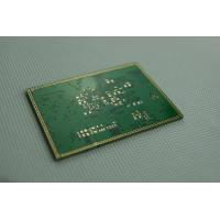 Buy cheap 6 Layers Multilayer PCB Board with Controlled Impedance and Immersion Gold for Game Machine from wholesalers