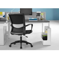 Buy cheap Commercial Ergonomic Office Mesh Wheeled Computer Chair from wholesalers