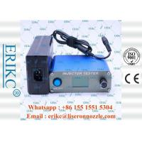 Buy cheap Denso Diesel Injector Tester Common Rail  / Injector Nozzle Tester Bosch from wholesalers