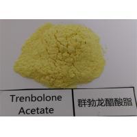 CAS 10161-34-9 Trenbolone Acetate 100mg / Ml Injectable Liquids Finaplix Steroids