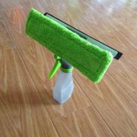 Buy cheap RED BLUE Kitchen Cleaning Tools Wet Dry Spray Window Cleaner ECO Friendly from wholesalers