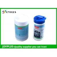 Buy cheap All Purpose Cleaning Wet Wipes , Disposable Wet Wipes Customized Color from wholesalers