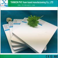 Buy cheap China building material 10mm white pvc foam board 1220 x 2440 plastic pvc foam sheet advertising board from wholesalers