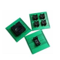 Buy cheap programmer adapter BGA72 mobile memory chip socket for Sedum up818 up828 product