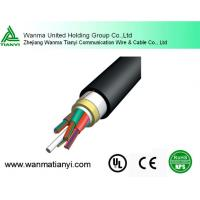 Buy cheap Aerial adss 24 core fiber optic cable product