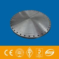 "Buy cheap ASME B16.5 6"" *CL300 Forged Carbon Steel Blind Flange from wholesalers"