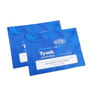 Buy cheap Eco friendly Tyvek Mailing Envelop Bag tear resistant With lightweight from wholesalers