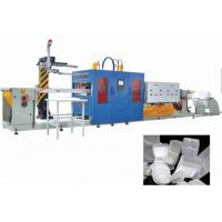 Buy cheap PS Automatic Plastic Vacuum Forming  machine for PS food container production from wholesalers