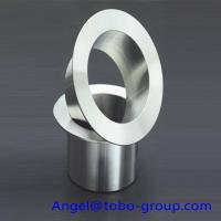 Buy cheap Butt Weld Fitting Carbon Steel Stub End ASTM A234 WPB 6'' SCH40s ASME B16.9 from wholesalers