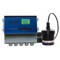 Buy cheap Open Channel Ultrasonic Magnetic Flow Meter For Sewage / Waste Water Treatment 600 m3 / H Converter from wholesalers