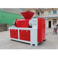Buy cheap Woven Bags Plastic Dewatering Machine Washed Materials Squeezing Dryer 132kw  800kg / H from wholesalers