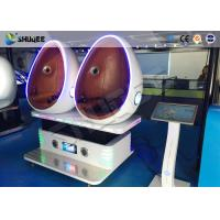 Buy cheap Funny Games 9D Egg VR Cinema Equipment With Real Feeling from wholesalers