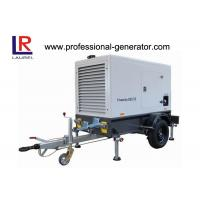 Buy cheap 550KVA Silent Type Portable Mobile Power Generator with Deutz Engine 360AMP product