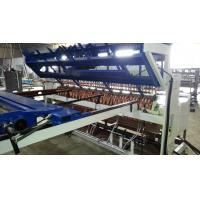 CNC Wire Mesh Welding Machine Mesh Size 50 * 200mm For Pavement Mesh