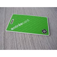 Buy cheap Proximity cards/keycards for access control doors in office buildings, library cards from wholesalers