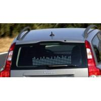 Buy cheap Sound Active el car sticker from wholesalers
